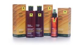 olio spray senza risciacquo, shampoo protettivo per lavaggi frequesti e machera ristrutturante - Carlobosio.com